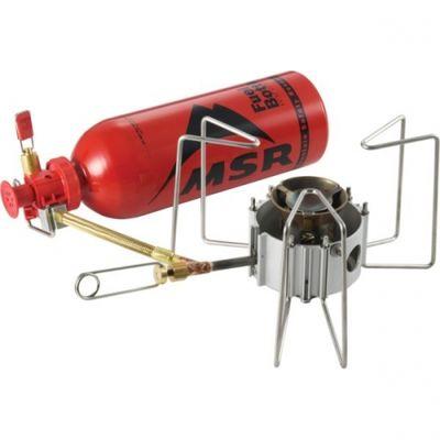 kvalitný benzínový varič pre turistov