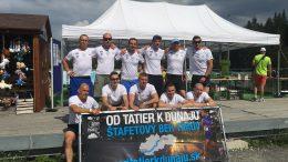 od Tatier k Dunaju 2017